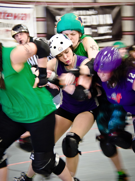 roller derby photo essay Before i got into the roller derby i was this shy, nerdy girl who hid behind my   for jean schwarzwalder, 24, a photo editor who lives in astoria,.